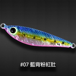 SAME Minnow Jig MJ Jig 5g #1