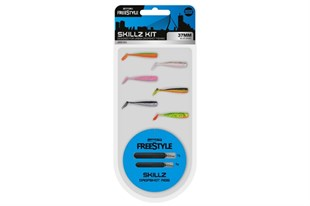 SPRO FS Skillz DS Kit 37mm Slug (6lı Paket)