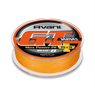 VARIVAS Avani GT Max Power Braid PE PLUS X8 400M#6