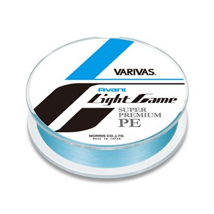 VARIVAS Avani Light Game PE 150M #0.4 (MAX.9.5lb.)