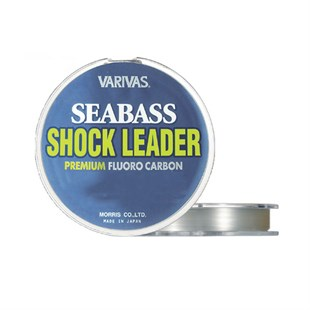 VARIVAS Sea Bass Shock Leader FLUORO CARBON 25lb