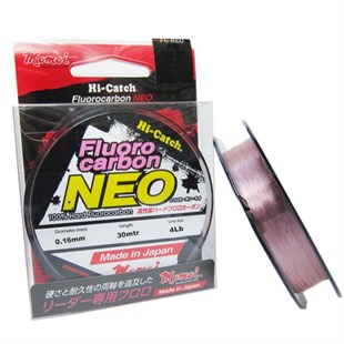 MOMOI HI-CATCH Fluorocarbon Neo 4lb(0.16mm) 30mt P