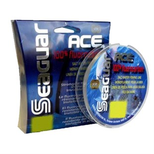 SEAGUAR ACE Fluorocarbon Leader 0,405mm 11,6kg/25,